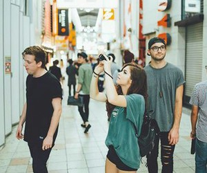 band, against the current, and chrissy costanza image
