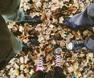 autumn, brown, and ootd image