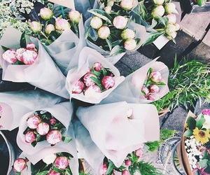 flowers, theme, and indie image