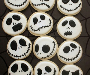 Halloween, cupcake, and jack image