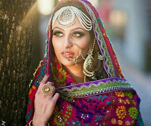 beauty and indian image