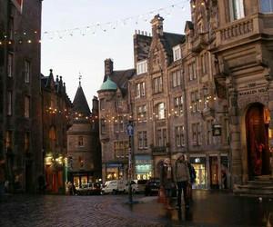 edinburgh, scotland, and travel image