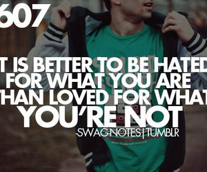 hate and swagnotes image