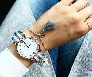 grey, watches, and girls image