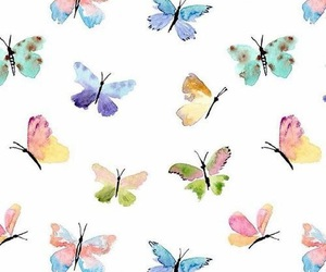 background, mariposa, and wallpaper image