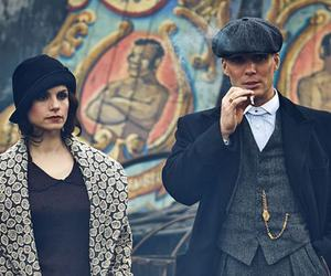 cillian murphy, peaky blinders, and arthur shelby image