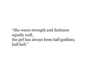 girl, strength, and women image