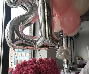 beautiful, birthday, and pink image