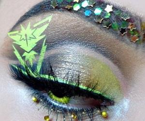 diy, make-up, and Halloween image