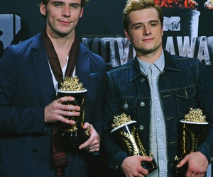 love rosie, the hunger games, and josh hutcherson image
