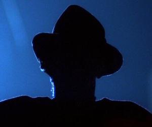 blue, Nightmare on Elm Street, and Halloween image