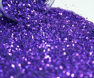 purple, glitter, and sparkle image
