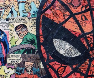 Marvel, spiderman, and comic image