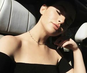 fashion, makeup, and kelsey simone image