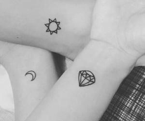 tatto, tatuajes, and amistad image