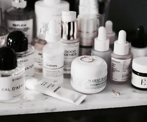 beauty, facial, and makeup image