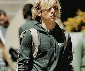 blond, hair, and r5 image
