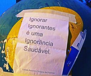 brasil, cartaz, and cartazes image