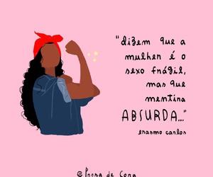 feminismo, feminista, and negras image