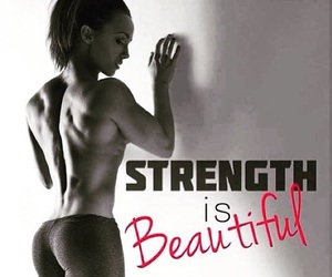 fitness, motivation, and strength image
