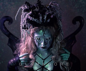 Halloween, makeup, and sfx image