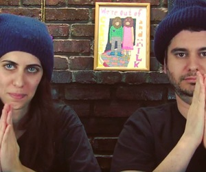 couple, h3h3, and hila klein image