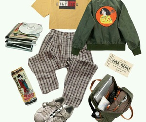 90s, clothing, and outfit image