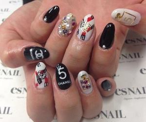 nail art, nails, and esnail image