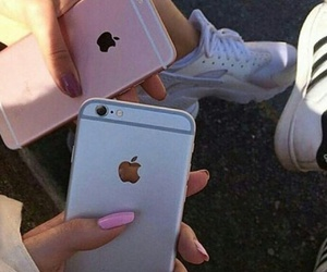 iphone, adidas, and apple image