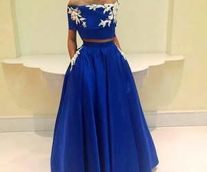 dress, pockets, and party dresses image