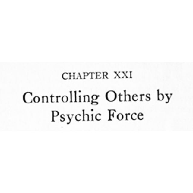 control, psychic, and quote image