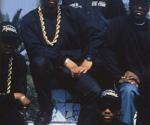Dr Dre, ice cube, and easy e image