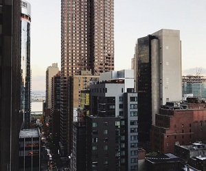city, new york, and place to be image