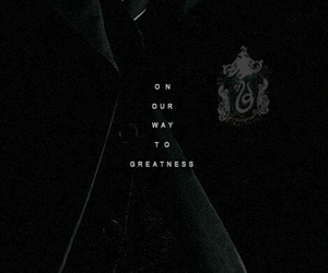 slytherin and hogwarts image