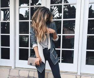 blog, chic, and fashion image