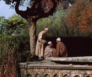 men, middle east, and nature image
