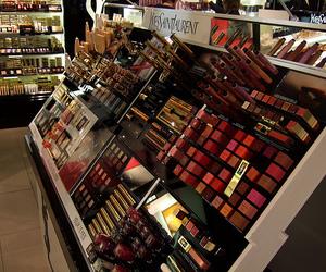 makeup and YSL image