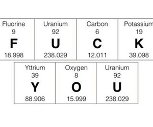 chemistry, quote, and tumblr image