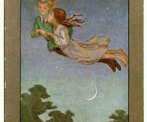 Flying, peter, and wendy image