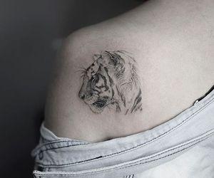 tiger tattoo image