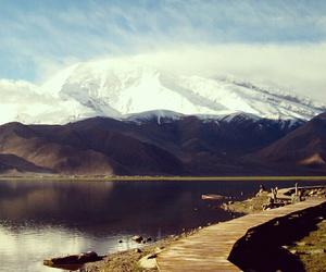 beautiful and mountain image