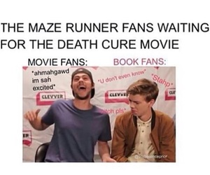 thomas, the maze runner, and thomas brodie-sangster image