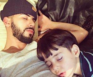 adam saleh, love, and mohsin saleh image