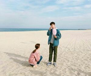 louis, kdrama, and nam ji hyun image