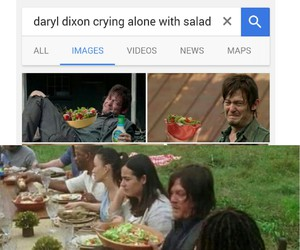 funny, norman reedus, and tv show image