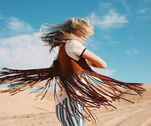 desert, desert sand, and desert indie image
