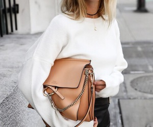 autumn, bag, and beauty image
