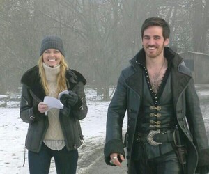 once upon a time, emma swan, and ouat image