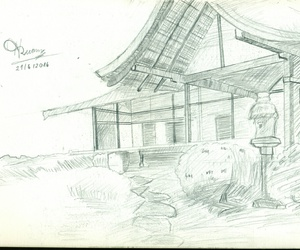 japanese tradition house image