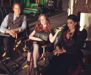 once upon a time, regina, and rebecca mader image